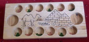 Afrikanisches Spiel Kalaha Anleitung